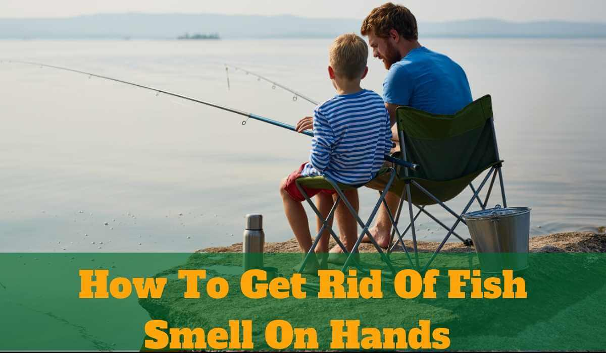 How To Get Rid Of Fish Smell On Hands Naturally