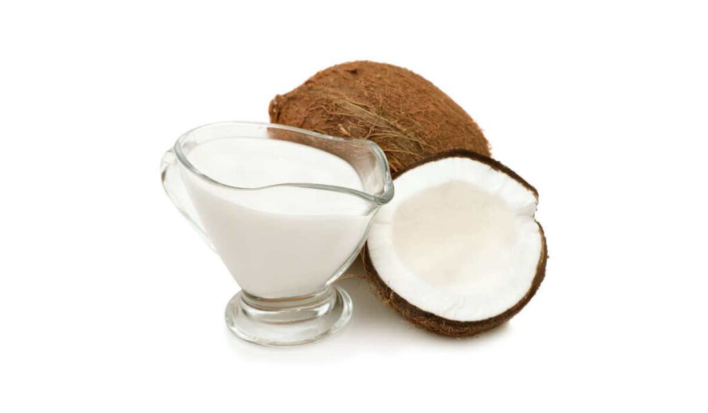 Is Coconut Milk Good For You picture of coconuts