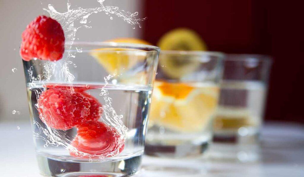 electrolyte water